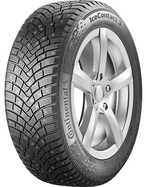 CONTINENTAL ICE CONTACT 3 TA  / 205 / 55 / R16 / 94T / winter / 101282