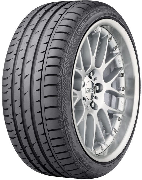 Continental Sport Contact 3   / 245 / 45 / R19 / 98Y / summer / 200841